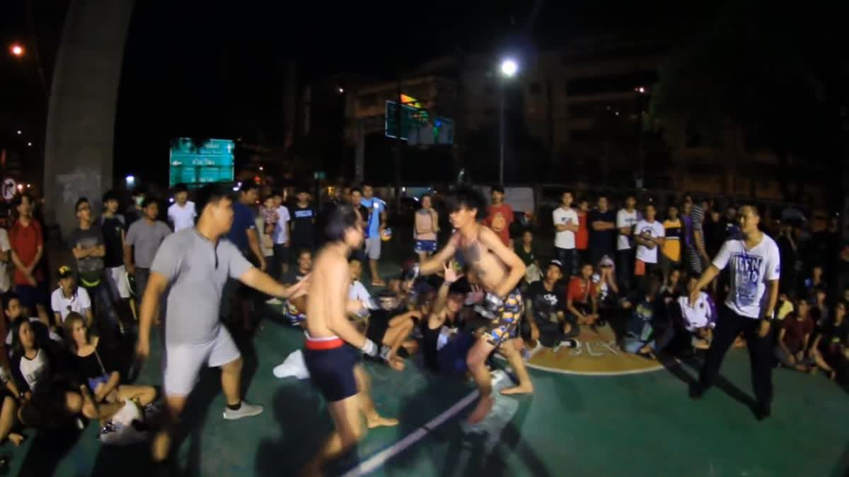 Fight Club Thailand ดาม x เติ้ล คู่ที่ 67