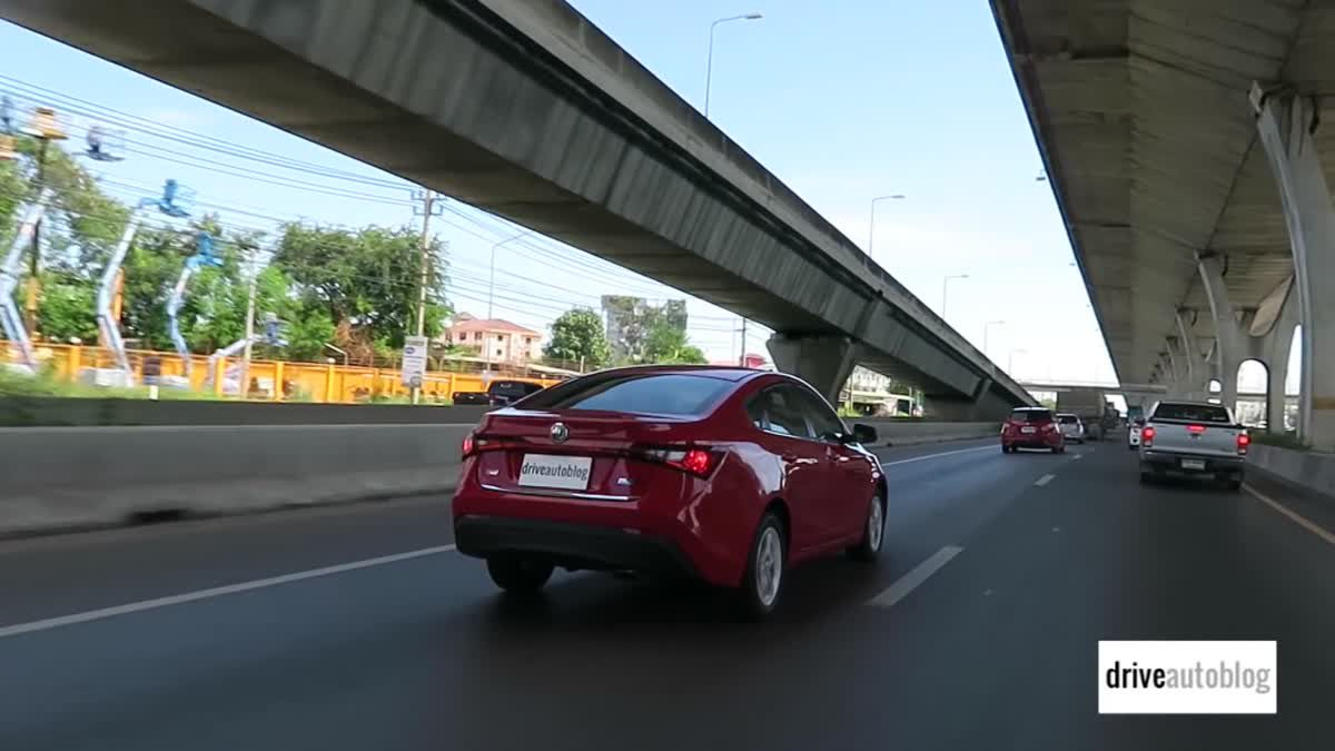 [Test Drive] MG5 Benzene 1.5L Turbo 1.5L   Full Review ลองครบทั้งเทอร์โบและ N A