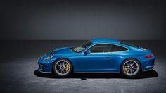 การปรากฎตัวครั้งแรกของโลกภายในงานมหกรรมยานยนต์ IAA ปอร์เช่ 911 จีที3 ติดตั้งชุดแต่ง Touring Package (Porsche 911 GT3 with Touring Package)
