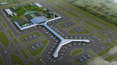 อลังการ สนามบินหันตาวดี ว่าที่สนามบินแห่งใหม่ของพม่า