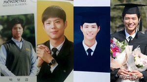 """เปิดภาพวัยเด็ก ดาราหนุ่มเกาหลีรอยยิ้มละลายใจคนนี้ """"พัคโบกอม"""""""