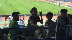 ยังมีอีก!ผู้สื่อข่าวไทยแฉพฤติกรรมถ่อยแฟนบอลซาอุฯ