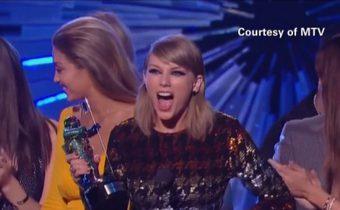 งานประกาศผลรางวัล MTV Video Music Awards 2015