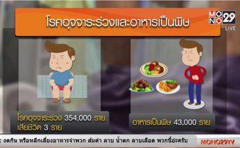 หน้าร้อนอันตราย! เสี่ยงโรคท้องร่วง-อาหารเป็นพิษ