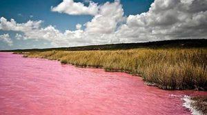 ทะเลสาบสีชมพู ประเทศเซเนกัล
