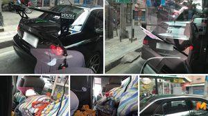 จนท.วอนผู้ใช้ถนน เปิดช่องให้รถฉุกเฉิน อย่าขับตาม หลังมีเก๋งไร้วินัยจี้ตูด-ปาดหน้า