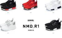 Carnival Store ประกาศเงื่อนไขในการซื้อ adidas NMD R1 ทั้ง 8 รุ่น ในวันที่ 18 ส.ค.นี้
