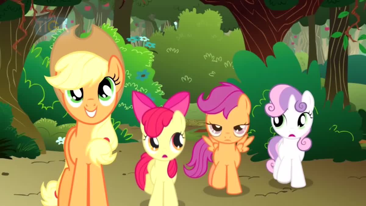 My Little Pony Friendship is Magic: มิตรภาพอันแสนวิเศษ ปี 1 Ep.18/P1