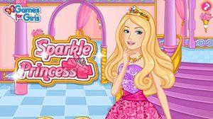 เกมส์แต่งตัวเจ้าหญิง Sparkle Princess