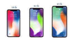 Apple เผยข้อมูลดีไซน์ iPhone ประจำปี 2018 อาจจะมีหน้าตาเหมือน iPhone X ทั้งหมด