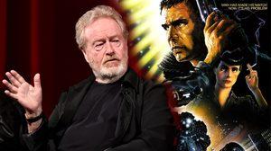 ริดลีย์ สก็อต เล่าที่มาที่ไปในการทำ Blade Runner 2049 แม้ภาคแรกทำเป็นหนังเดี่ยว