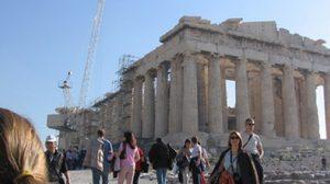 เที่ยวเอเธนส์ วิหารแห่งเทพเจ้า ประเทศกรีซ