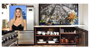 9 เคล็ดลับ!! วิธีจัดตู้กับข้าว แบบฉบับ Khloe Kardashian