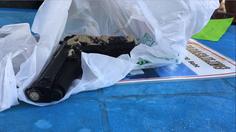 หนุ่มเจ็ตสกีดวลปืนสนั่นหาดเฉวงนักท่องเที่ยวกระเจิงหนีตาย