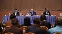 'บิ๊กป้อม' นำถกพรรคการเมืองแล้ว แต่ไร้เงา พรรคเพื่อไทย-อนาคตใหม่