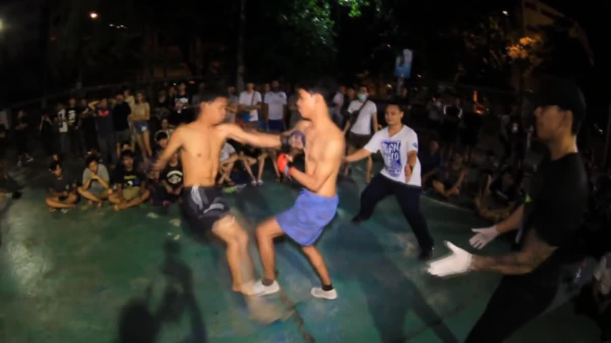 Fight Club Thailand เอก x ซอ คู่ที่ 72