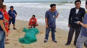 สลด! 2 นักศึกษา ม.ดัง จมน้ำทะเลที่แหลมแม่พิมพ์ดับอนาถ