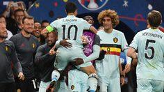 ผลบอล : ขาดสุดในยูโร! เบลเยียม ปล่อยของระดมยิง ฮังการี ลิ่ว8ทีม ยูโร2016