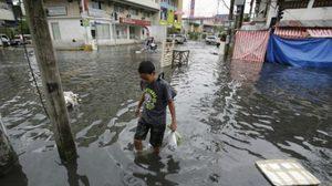 'พายุไต้ฝุ่นนกเต็น' ถล่มฟิลิปปินส์มีคนเสียชีวิต 6 ศพ