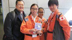 ยินดีกับเด็กไทย ได้รับคัดเลือกจากองค์การสำรวจอวกาศญี่ปุ่น ใน Asian TryZero-G 2018