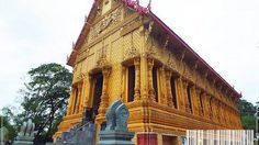วัดพระศรีอารย์ จ.ราชบุรี อุโบสถทองคำร้อยล้าน