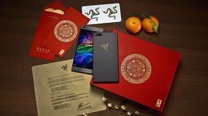Razer ปล่อยสมาร์ทโฟนรุ่นพิเศษ Razer Phone 2018 Gold Edition รับตรุษจีน
