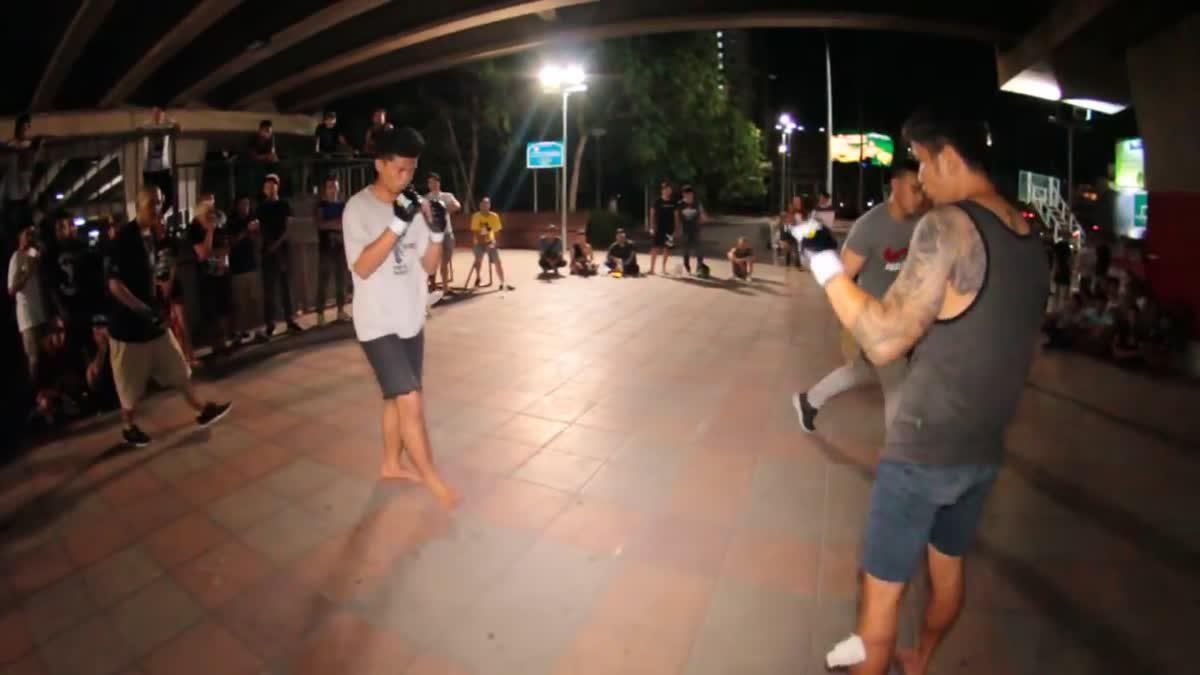 Fight Club Thailand เฟริสซี่ x เม่น คู่ที่ 41