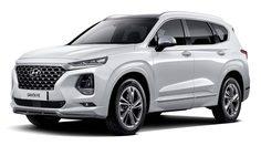 Hyundai Santa Fe Inspiration special edition อวดโฉมเเล้ววันนี้ที่ เกาหลี