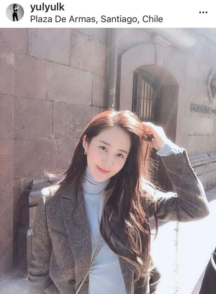 ยูริ สมาชิกวงเกิร์ลเจเนอเรชั่น (เกิร์ลกรุ๊ปเกาหลี)