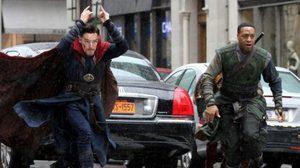 มีมใหม่ล่าสุดบนโลกออนไลน์! กับท่าสุดแปลกของ Doctor Strange