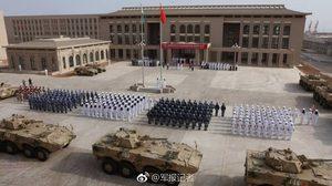 อลังการ!! พิธีเปิดฐานทัพทหารแห่งแรกของจีนที่ 'เมืองจิบูตี'