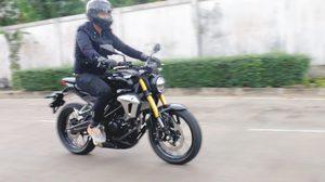 Honda CBR 150 R Modern Café ขี่สนุก ขี่มันส์ สมรรถนะเกินตัว