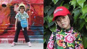 สไตล์ Icon ตัวจริง! Coco หนูน้อยญี่ปุ่น วัย 6 ขวบ จะแต่งจะโพสต์ท่าไหนก็คูล