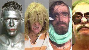 ภาพ Mugshots ของเหล่าผู้ต้องหาทั้งหลาย ไม่รู้จะขำหรือจะน่ากลัวดี