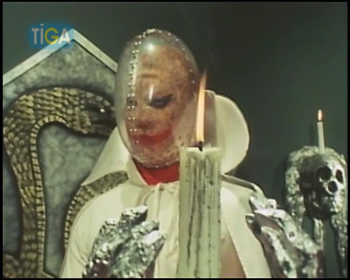 Masked Rider Stronger ตอนที่ 33-1