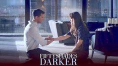 """อดีตของ """"เกรย์"""" ยังตามหลอกหลอน ในตัวอย่างล่าสุด Fifty Shades Darker"""