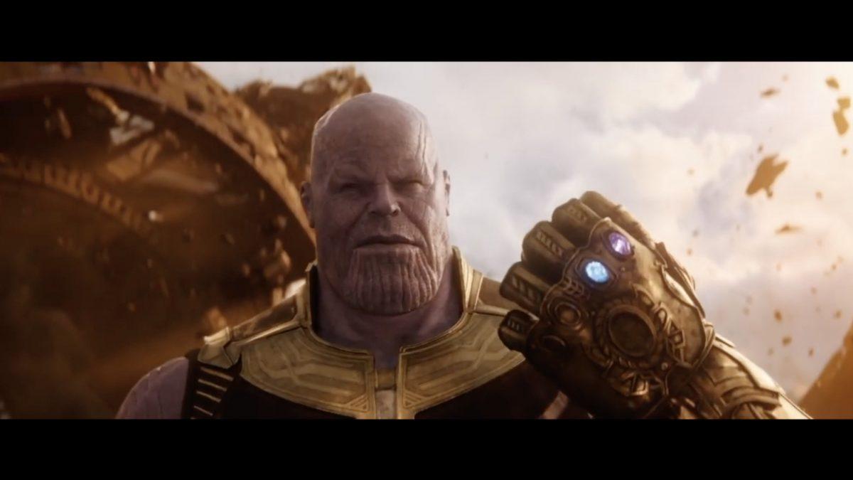 Teaser Trailer - Avengers : Infinity War - Official Marvel Studios'