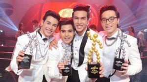 แม็กซ์ อภิสร คว้าแชมป์สุดยอดนักล่าฝันคนที่ 12 ของประเทศไทย
