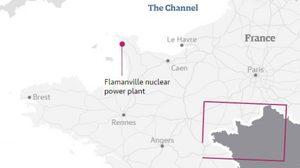 ระทึก ! เกิดเหตุระเบิดภายใน โรงงานนิวเคลียร์ที่ฝรั่งเศส