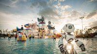 """เล่นน้ำสุดมันส์! สไตล์ยานอวกาศ ที่ """"สวนน้ำ ทูบเทรค วอเตอร์ พาร์ค"""" เชียงใหม่"""