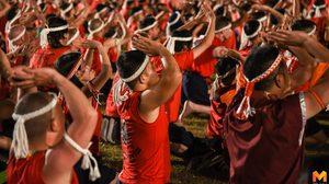 นักมวยกว่า 1,260 คน ร่วม 'พิธีไหว้ครูมวยไทย' เอกลักษณ์ที่ถูกส่งต่อจากรุ่นสู่รุ่น