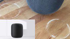ลำโพงอัจฉริยะ HomePod อาจทำให้โต๊ะไม้เป็นรอยได้!!