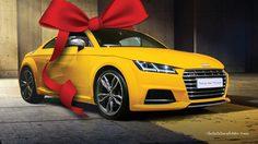 Audi อัดแคมเปญมอเตอร์โชว์ จองวันนี้ถึง 8 เม.ย. ลุ้นเป็นเจ้าของ Audi TTS มูลค่า 4.5 ล้านบาท