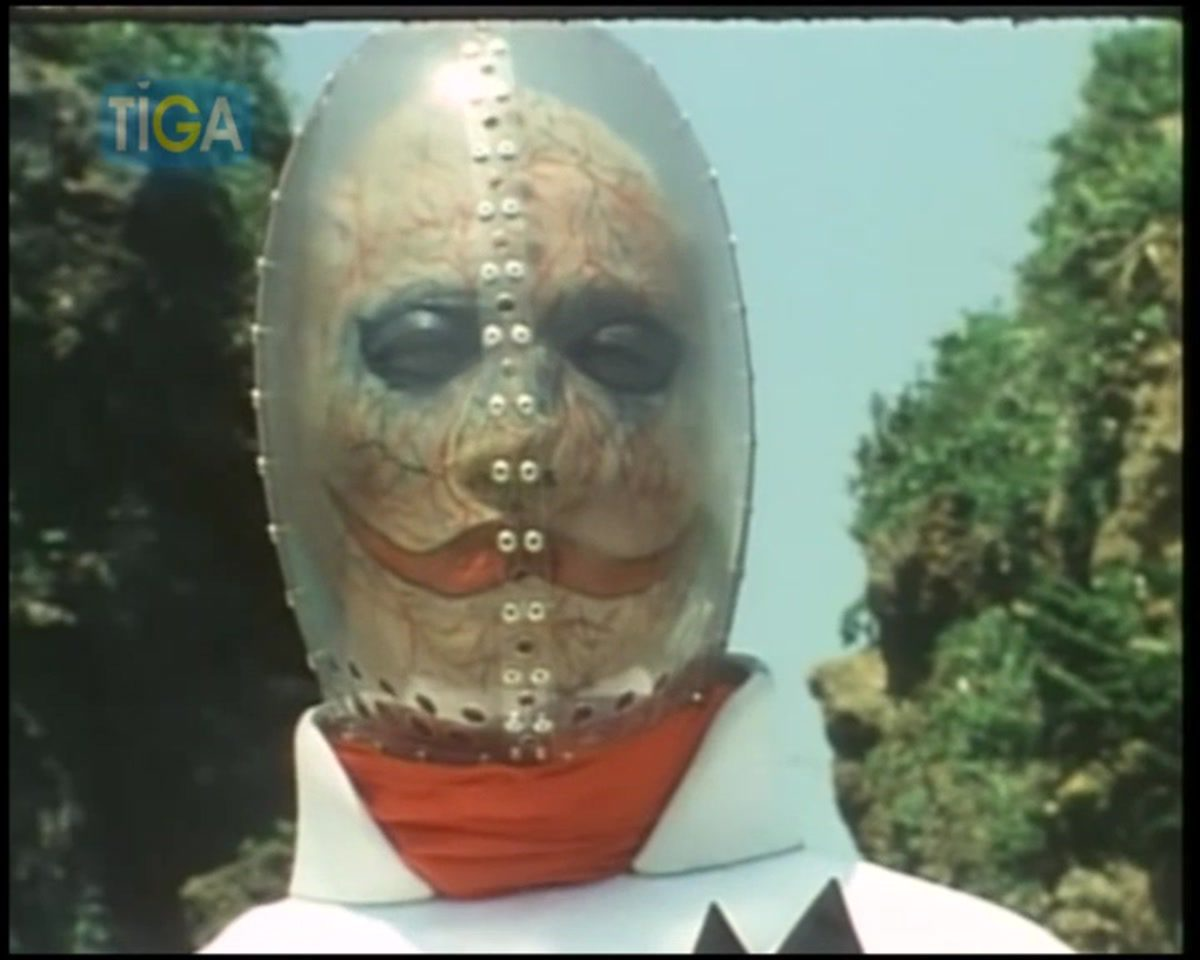 Masked Rider Stronger ตอนที่ 15-1