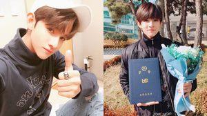 หล่อใสมาก! 'คิม ซามูเอล' เคป็อปชื่อดัง วัย16 ลูกครึ่งเม็กซิกัน-เกาหลี