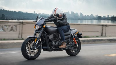 Harley-Davidson Street Rod 2017 เปิดตัวครั้งแรกในเอเชียตะวันออกเฉียงใต้ที่ ประเทศไทย