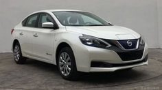 Nissan เตรียมปล่อย Nissan Sylphy ตัว EV ลงตลาดแดนมังกร