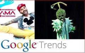 Google ประกาศ สุดยอดคำค้นหาแห่งปีของประเทศไทย - 'ปานามา' มาวิน!!