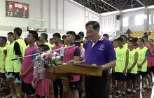 มูลนิธิ ดร.พิชนีฯ เปิดศึกเยาวชนยัดห่วง3×3 ที่จันทบุรี