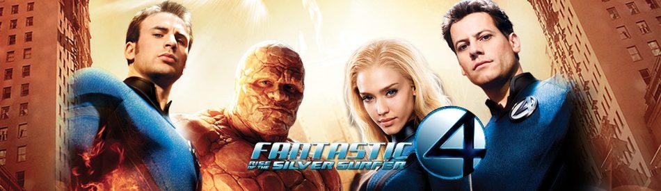 Fantastic Four: Rise of the Silver Surfer สี่พลังคนกายสิทธิ์: กำเนิดซิลเวอร์ เซิรฟเฟอร์